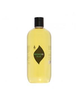 Massageoil Vanilla, 500 ml