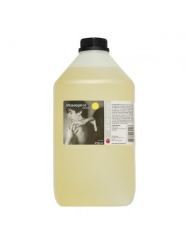 4S Massageoil Lemon 2,7 l